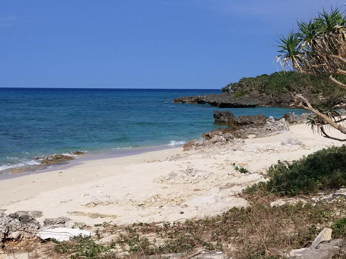 """""""Minna-jima"""" (Croissant Island)2"""
