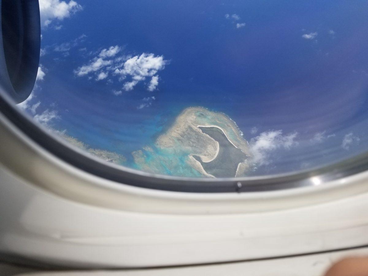 """""""Minna-jima"""" (Croissant Island)"""